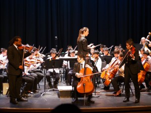 Infinitus with Junior Orchestra